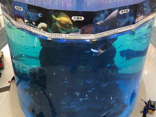 od 20mm do 500mm debele akrilne ploče za modernu veliku ribu