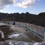 Visokokvalitetni prozirni paneli za bazene