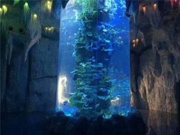 prozirni akrilni paneli za veliki akvarij, akvarije